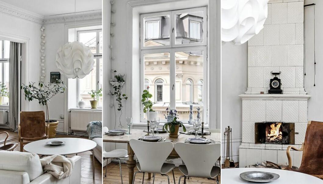 Elsa Billgren visar upp nya drömmiga lägenheten