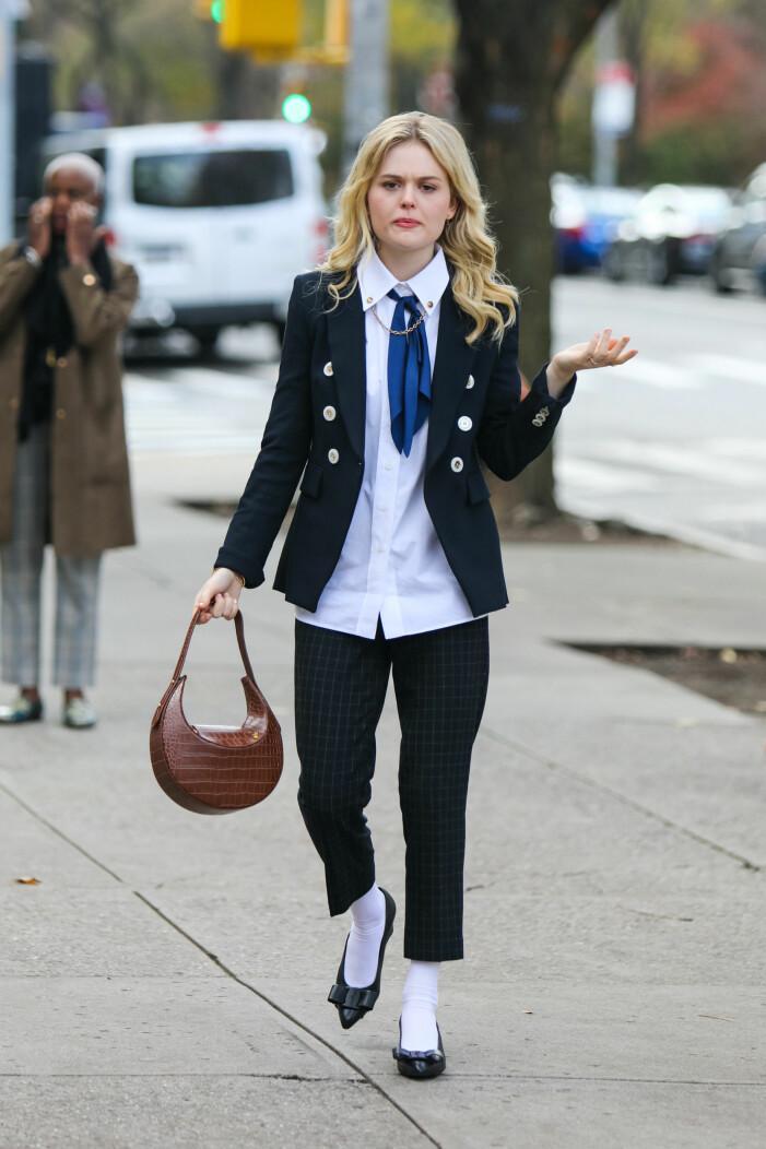 Emily Alyn Lind spelar Grace i nya Gossip Girl