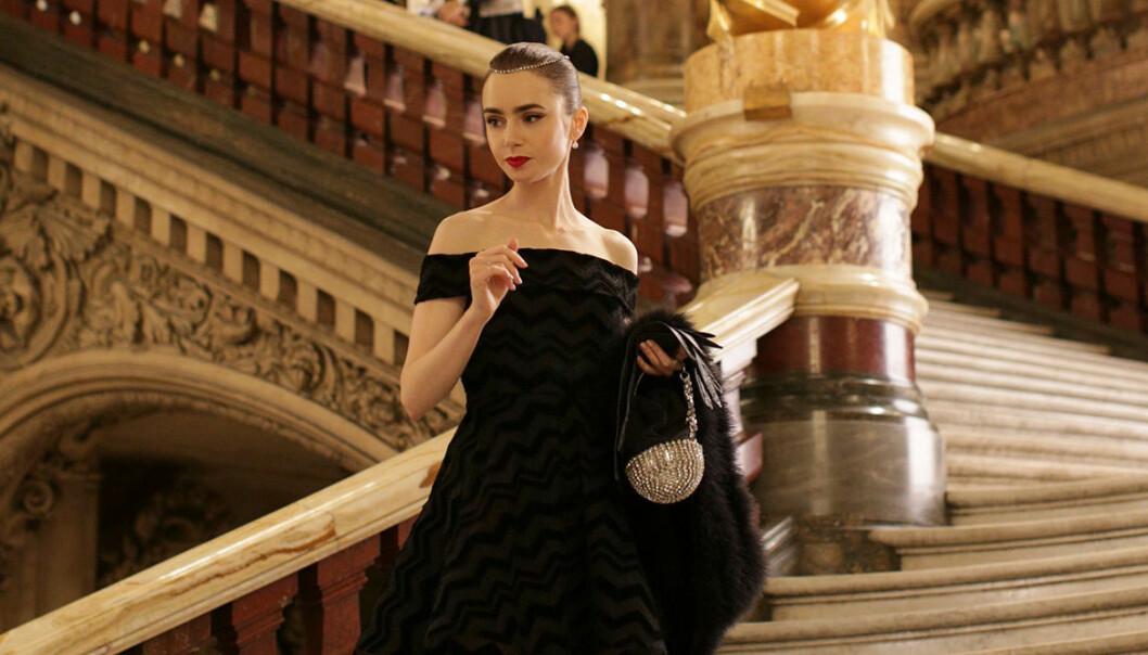 Emily in Paris operan