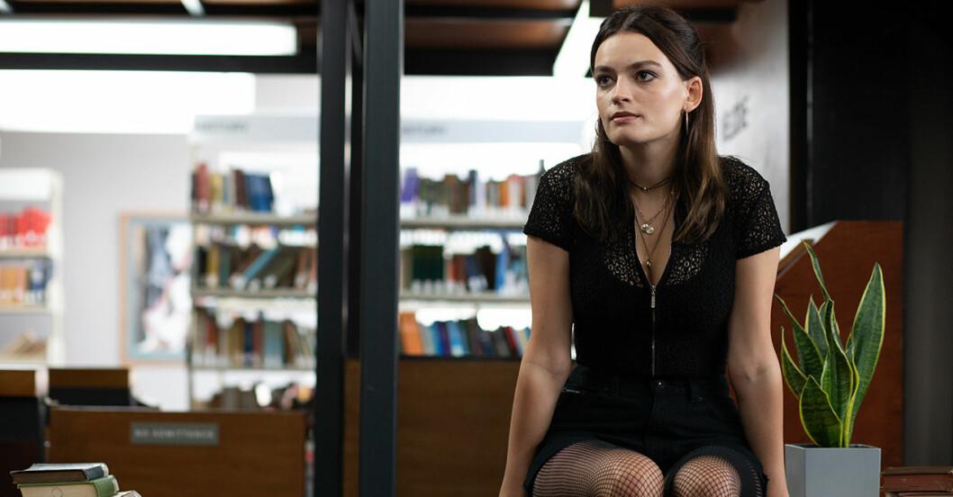 Emma Mackey Sex Education säsong 2