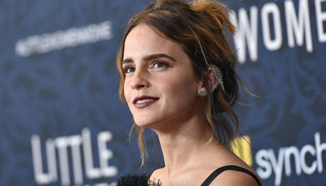 Emma Watson på röda mattan