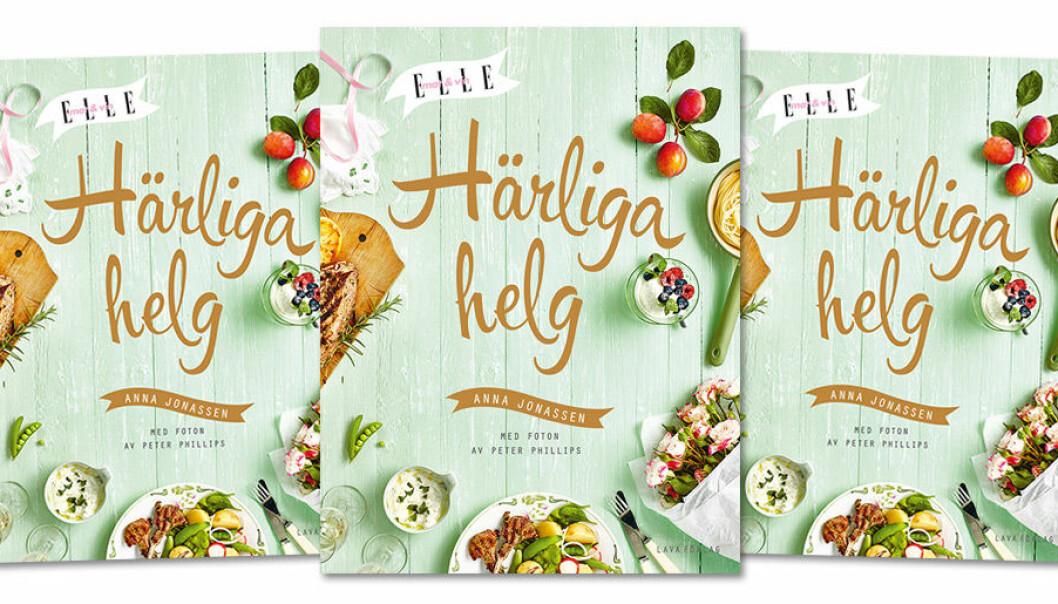 Köp vår kokbok Härliga helg!