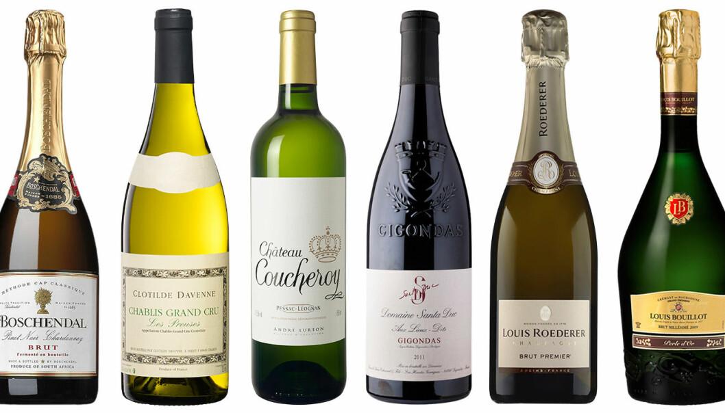 Vårens bästa vintips av ELLE mat & vins vinexpert Ia Orre!