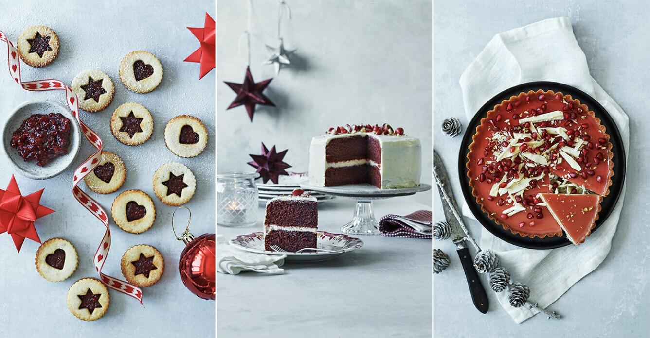 Julbaket med det lilla extra – 3 recept
