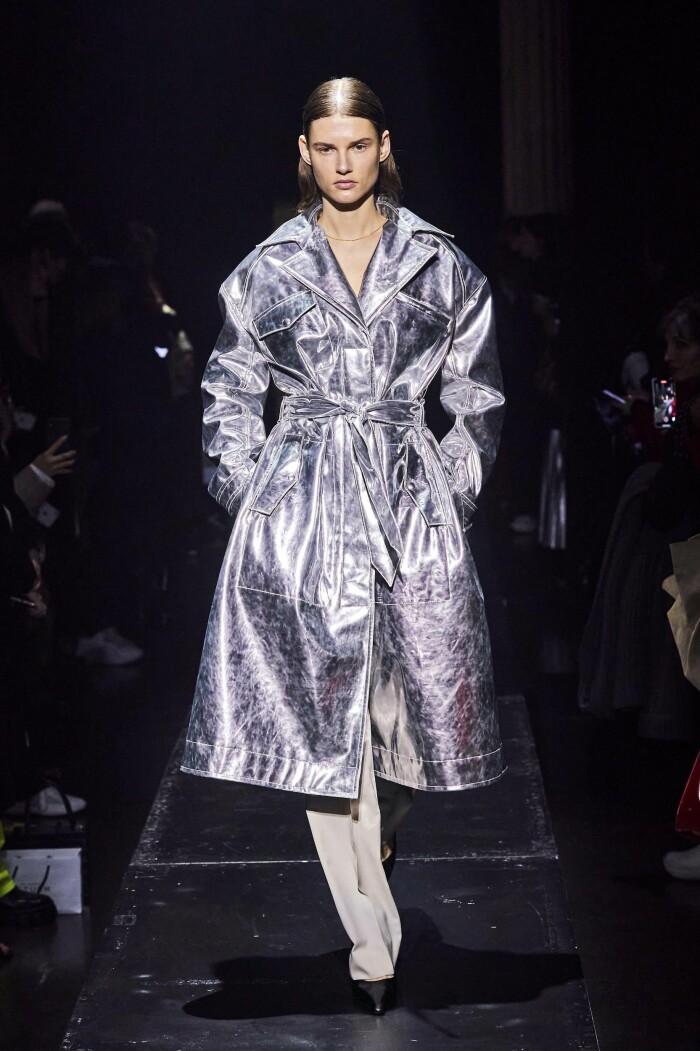 En stark trend även i modevärlden, hos bland annat Kwaidan Editions. silverlook.