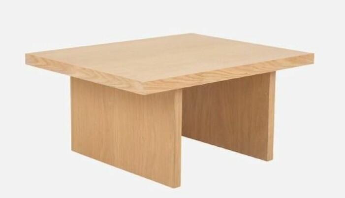 soffbord från nordic furniture group