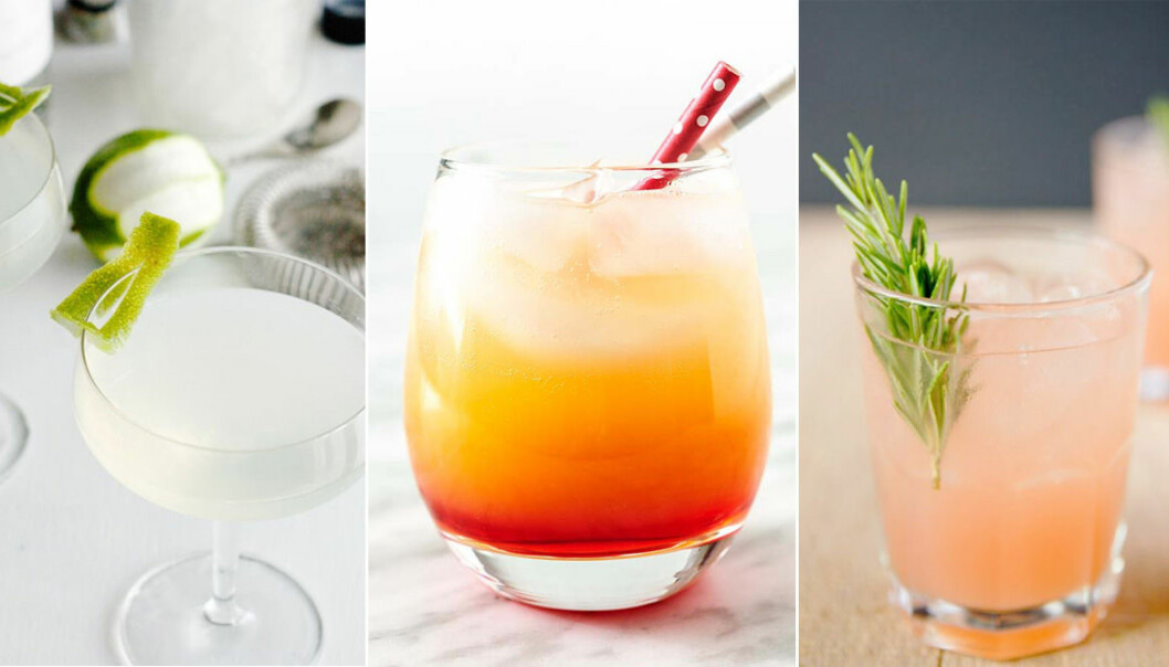 olika enkla och goda drinkar