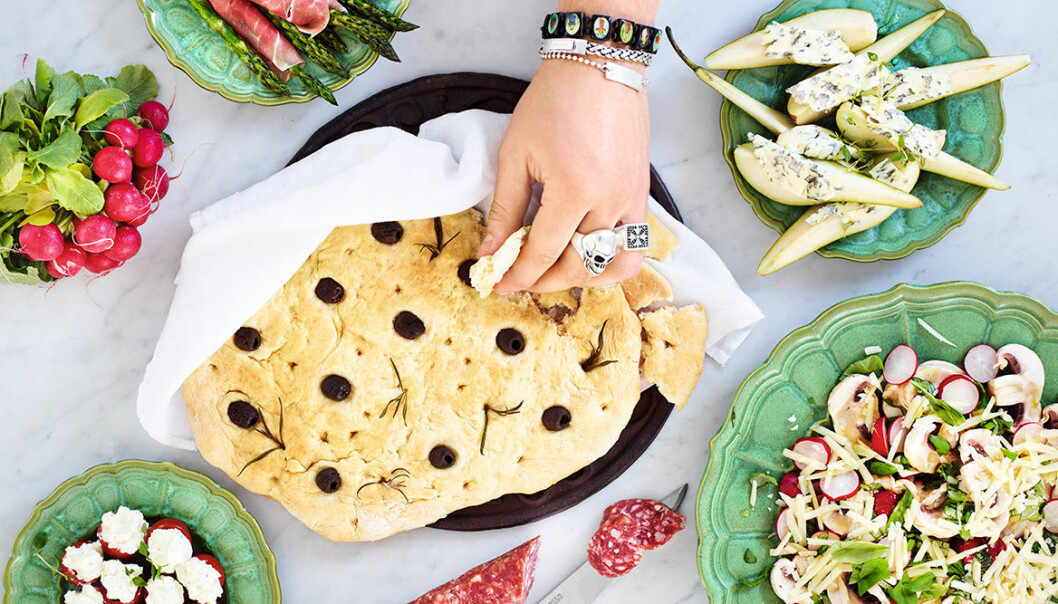 Bjud på goda tapas som är enkla att förbereda!