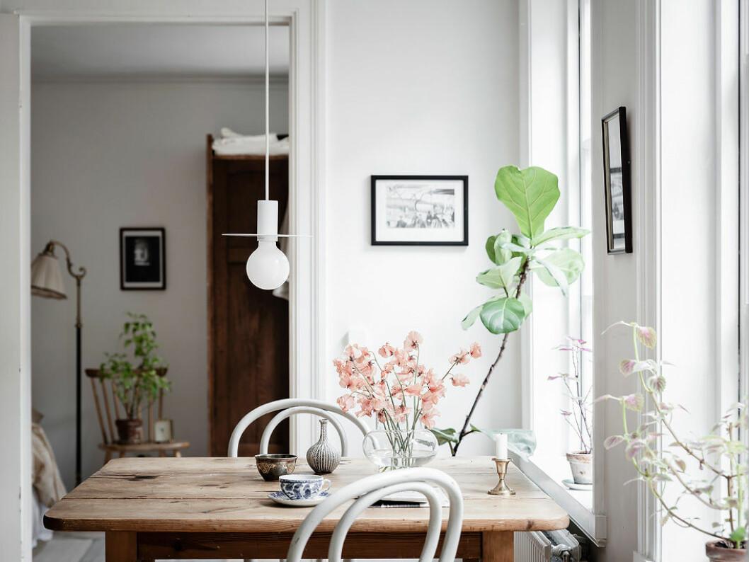 Fynda lyxig inredning till kök och vardagsrum på loppisar och i vintagebutiker