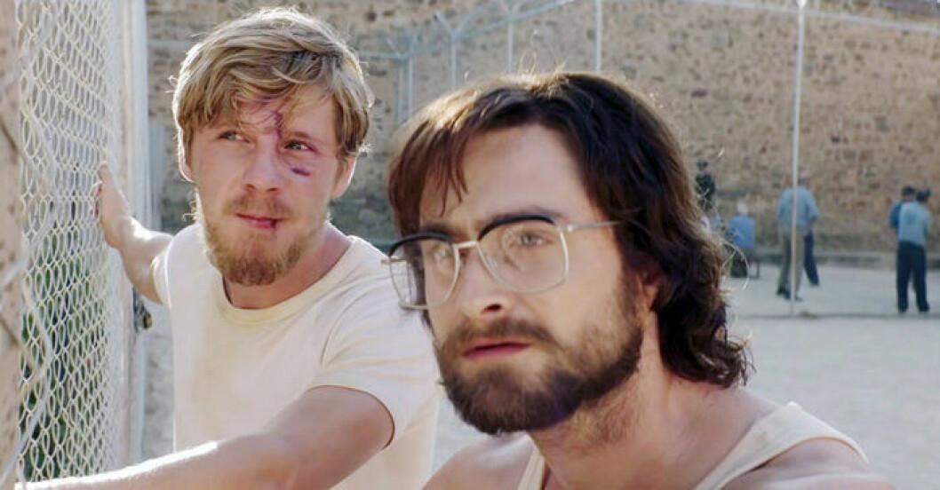 En bild från filmen Escape from Pretoria, som går att hyra på Amazon Prime och Google Play.