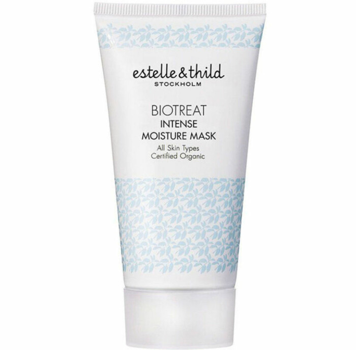 estelle thild biotreat intense moisture mask recension omdöme betyg fuktmask