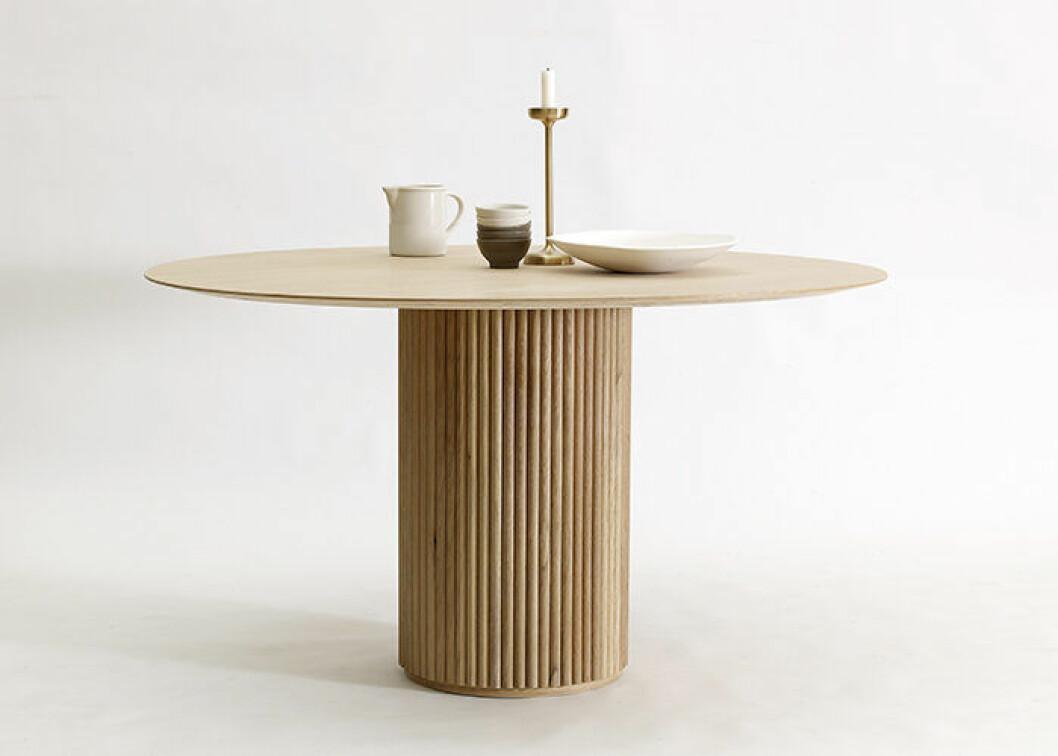 Palais-bord för Asplund av Eva Lilja Löwenhielm som är ny designchef hos Ikea