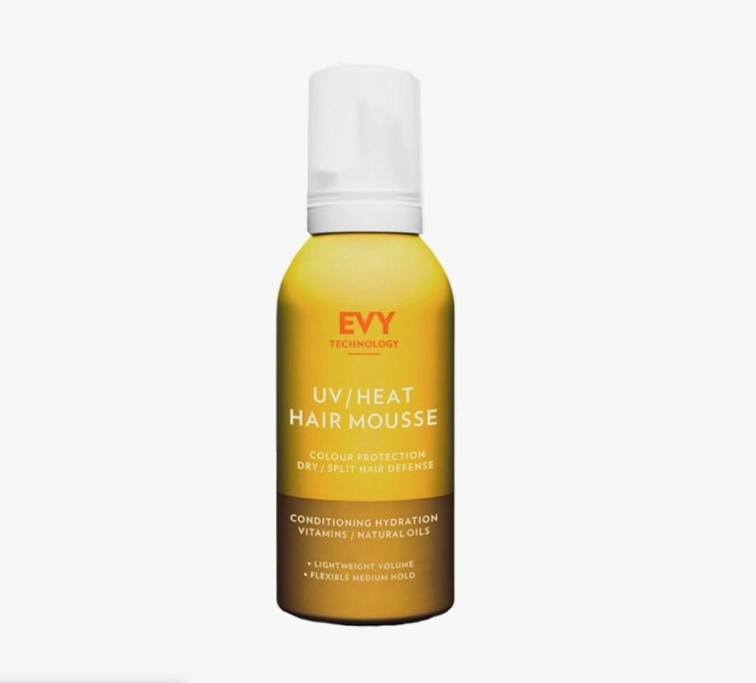 Evys UV/Heat hair mousse