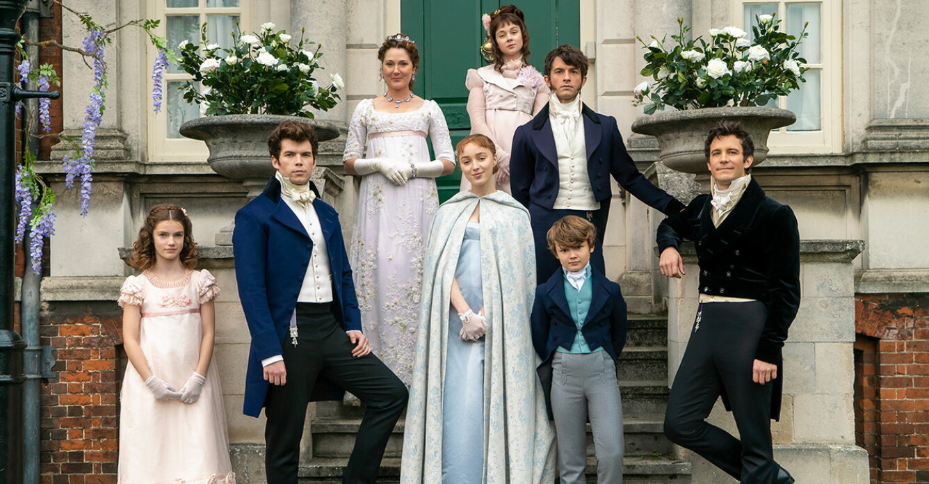 Familjen Bridgerton säsong 2