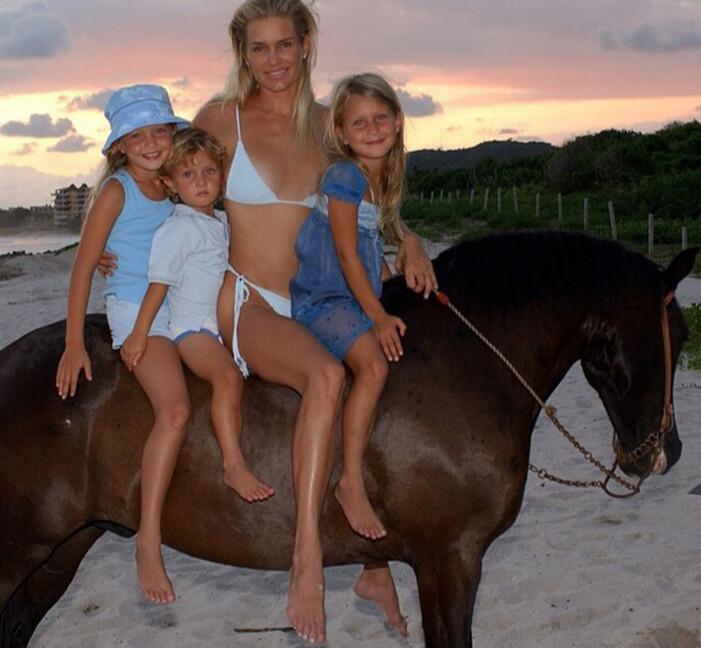 Yolanda Hadid och hennes barn