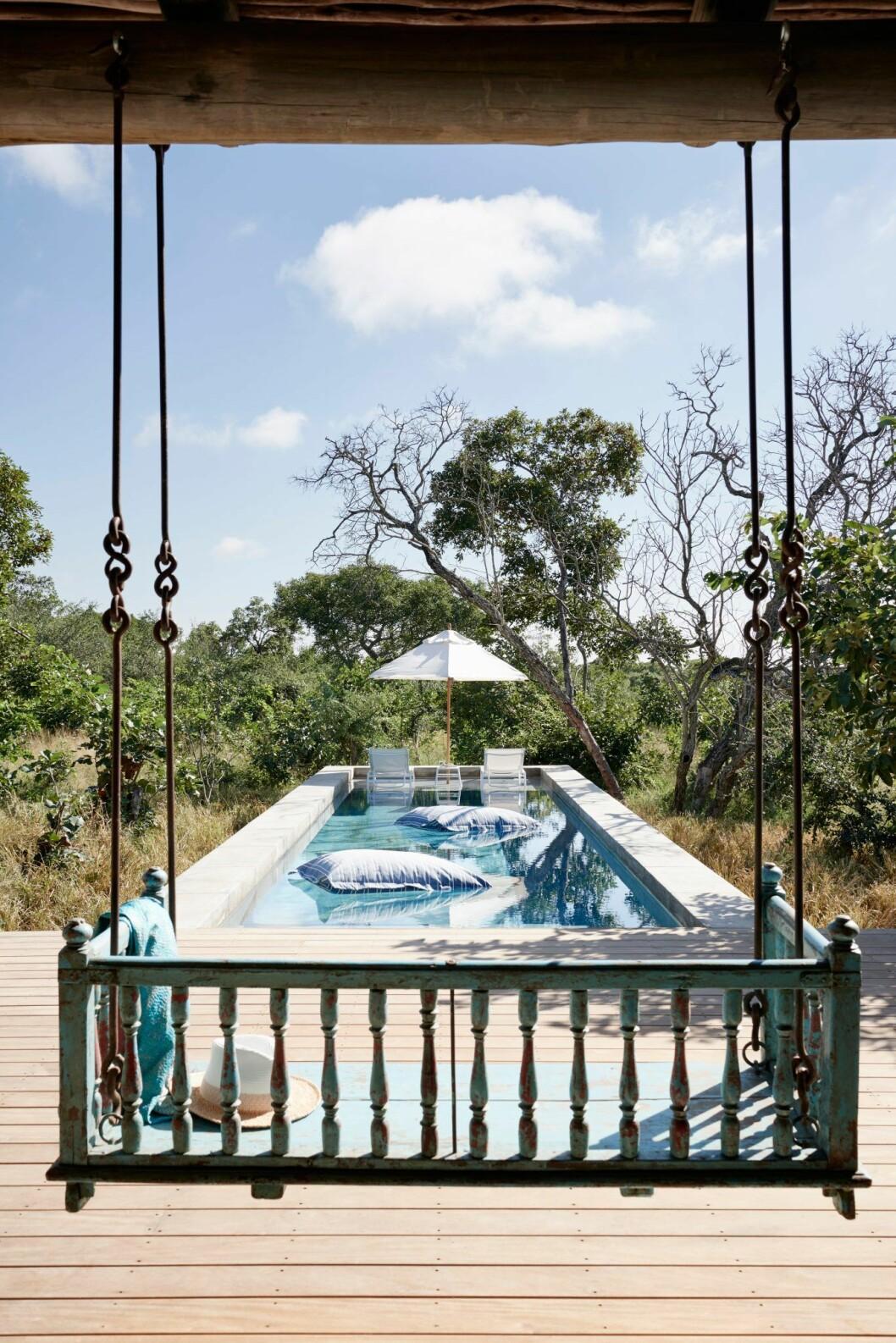 The Farmstead i Royal Malewane i Sydafrika