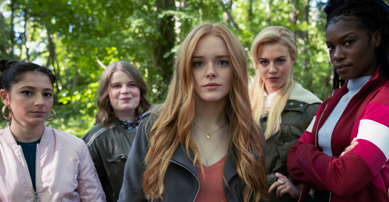 Fate: The Winx saga på Netflix