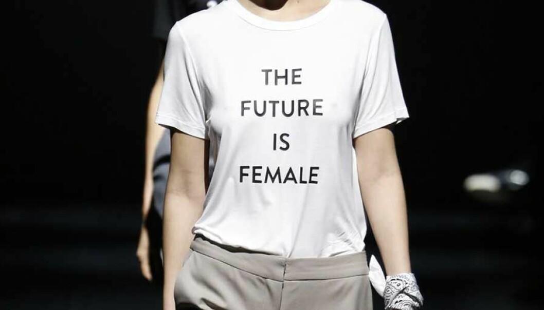 Feminist tröja