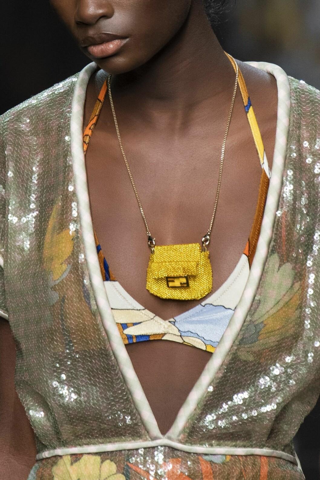 Miniväska från Fendi