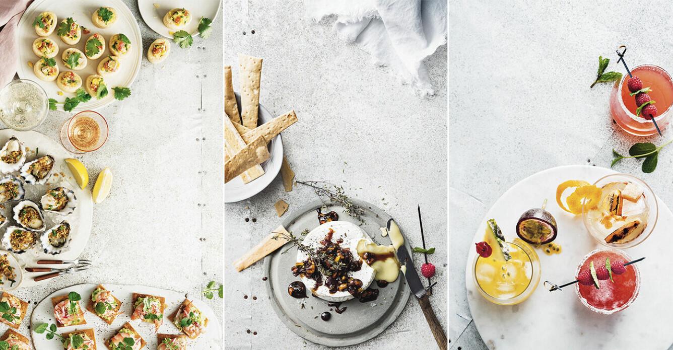 Dags för fest – 7 recept