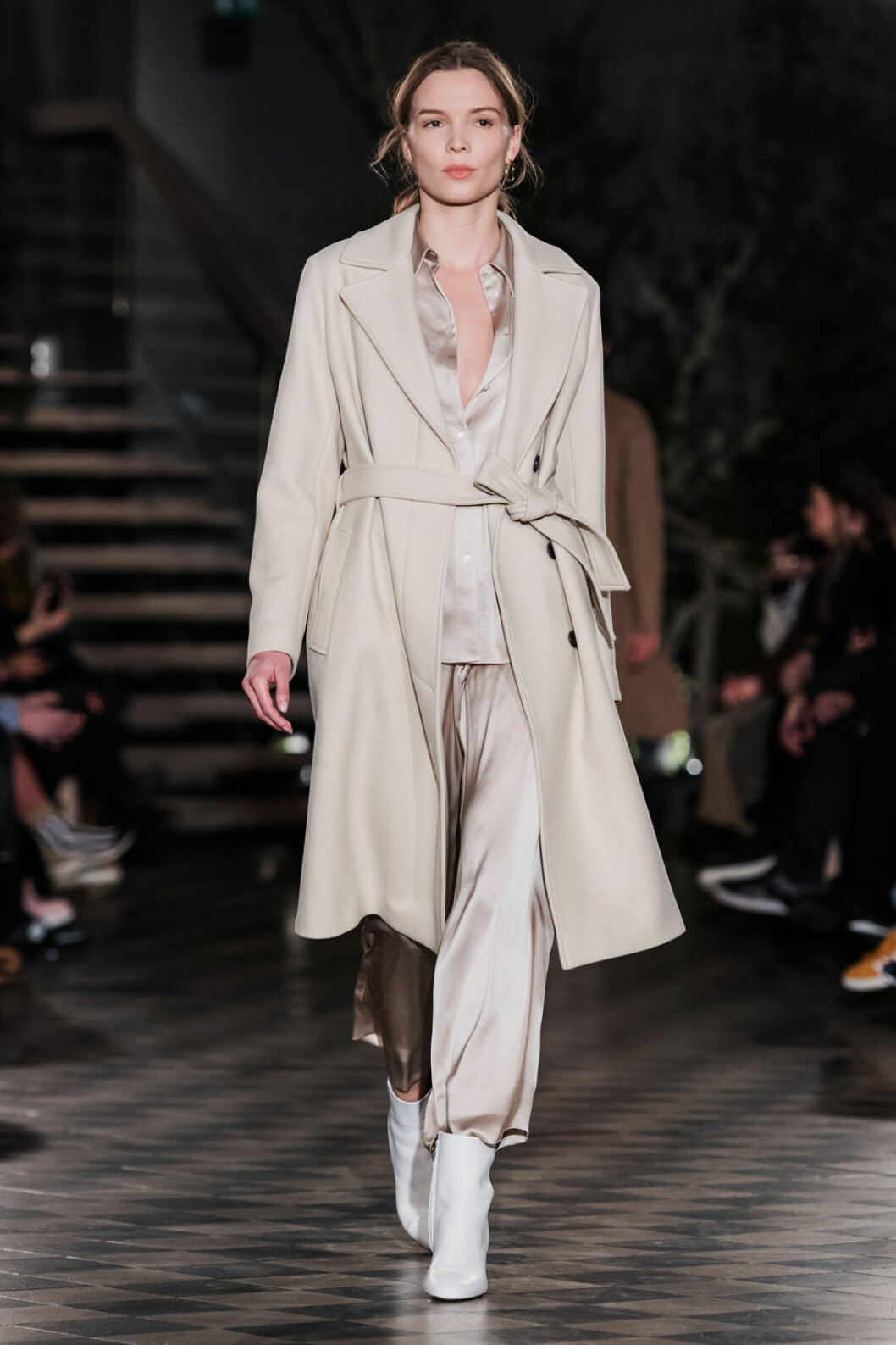 Filippa K AW 18, beige outfit.