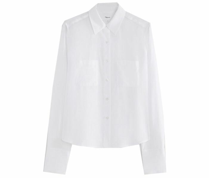 filippa k vit skjorta