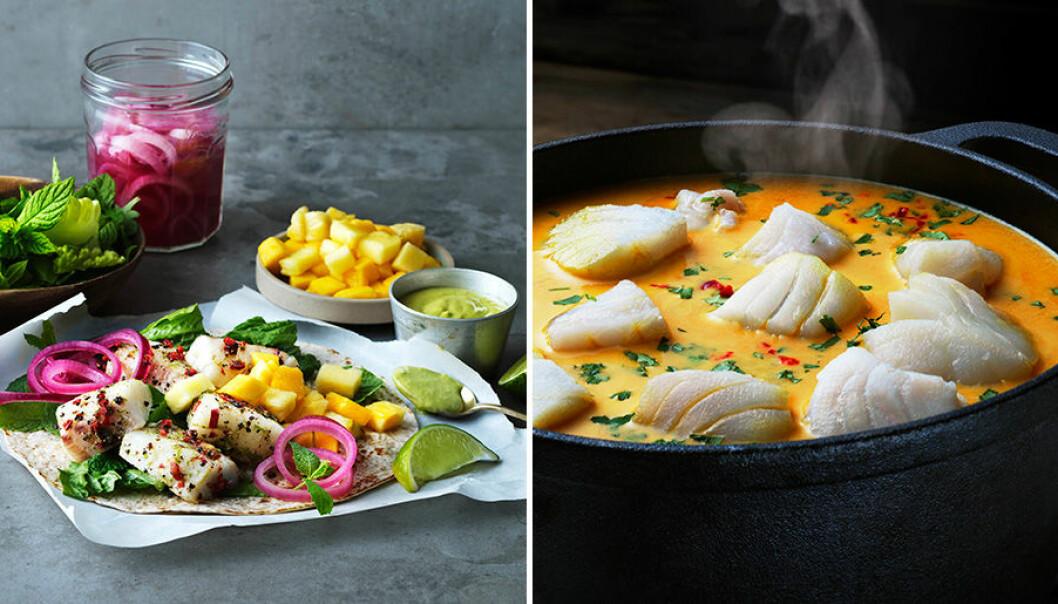 Findus lanserar gourmetbitar av torsk.