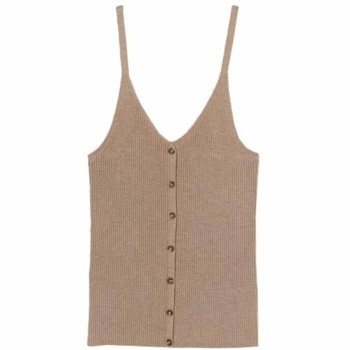 Finstickat linne från H&M.