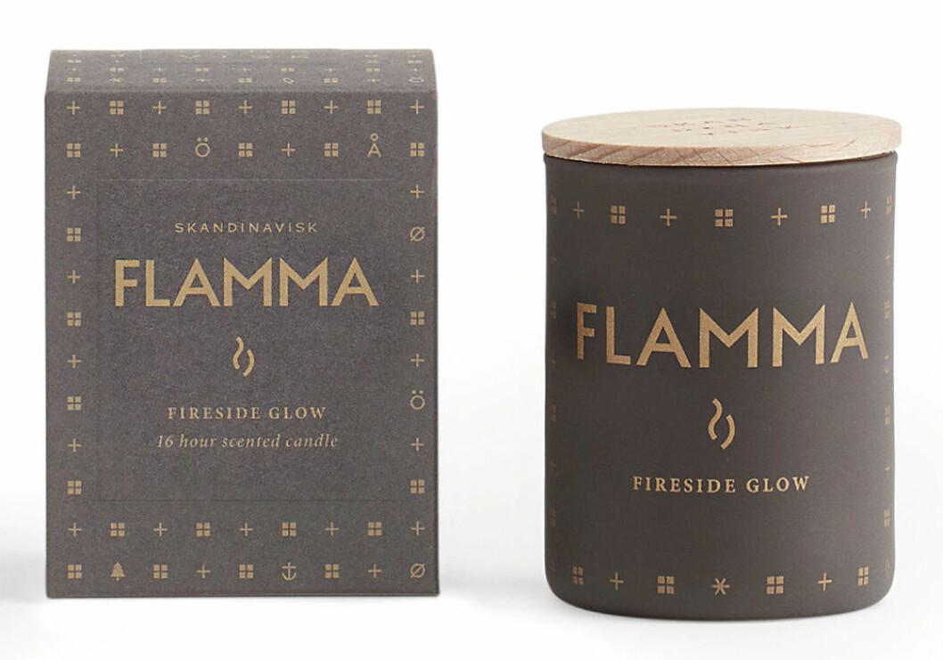 Flamma doftljus från Skandinavisk