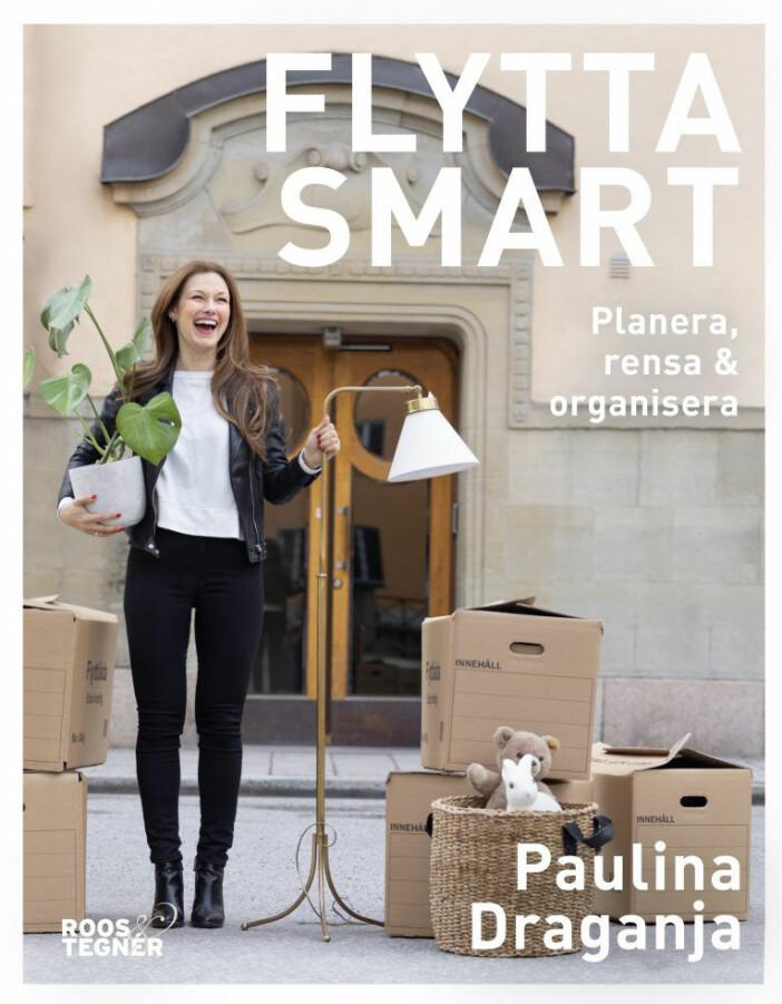 Flytta smart - bok av Paulina Draganja