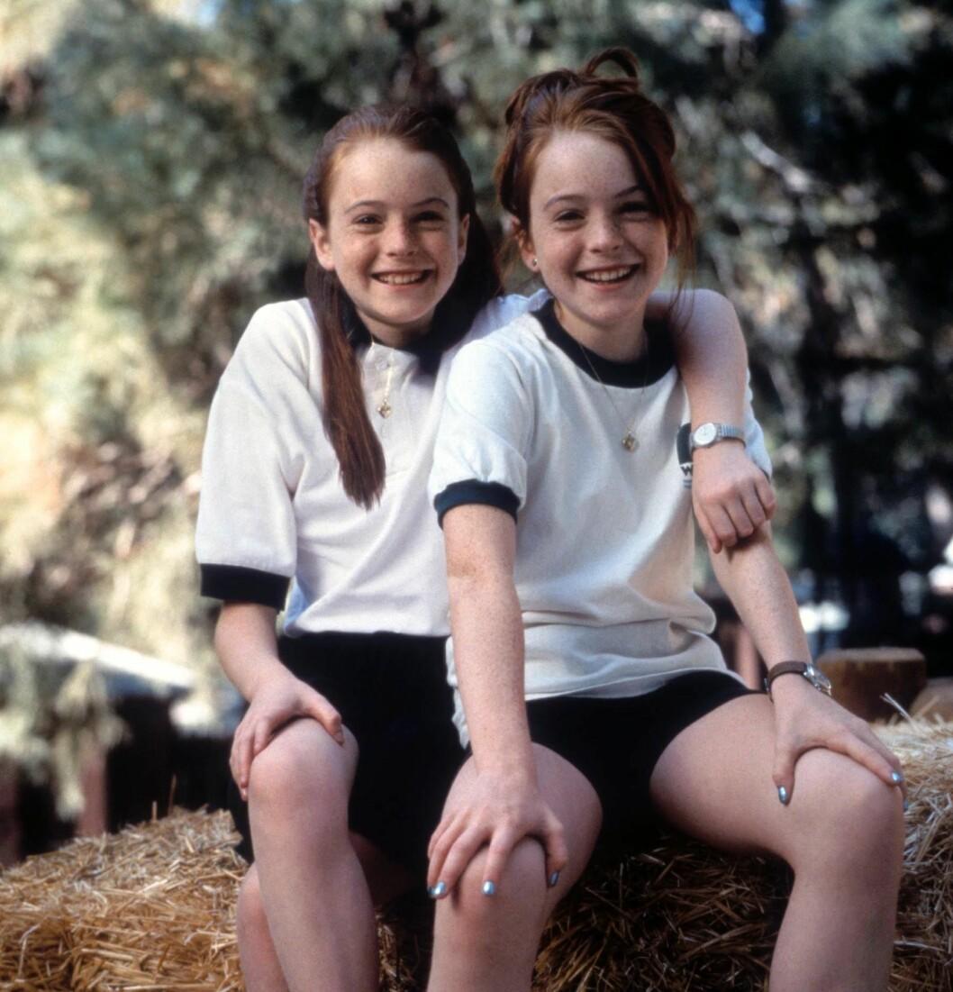 Lindsay Lohan i föräldrafällan