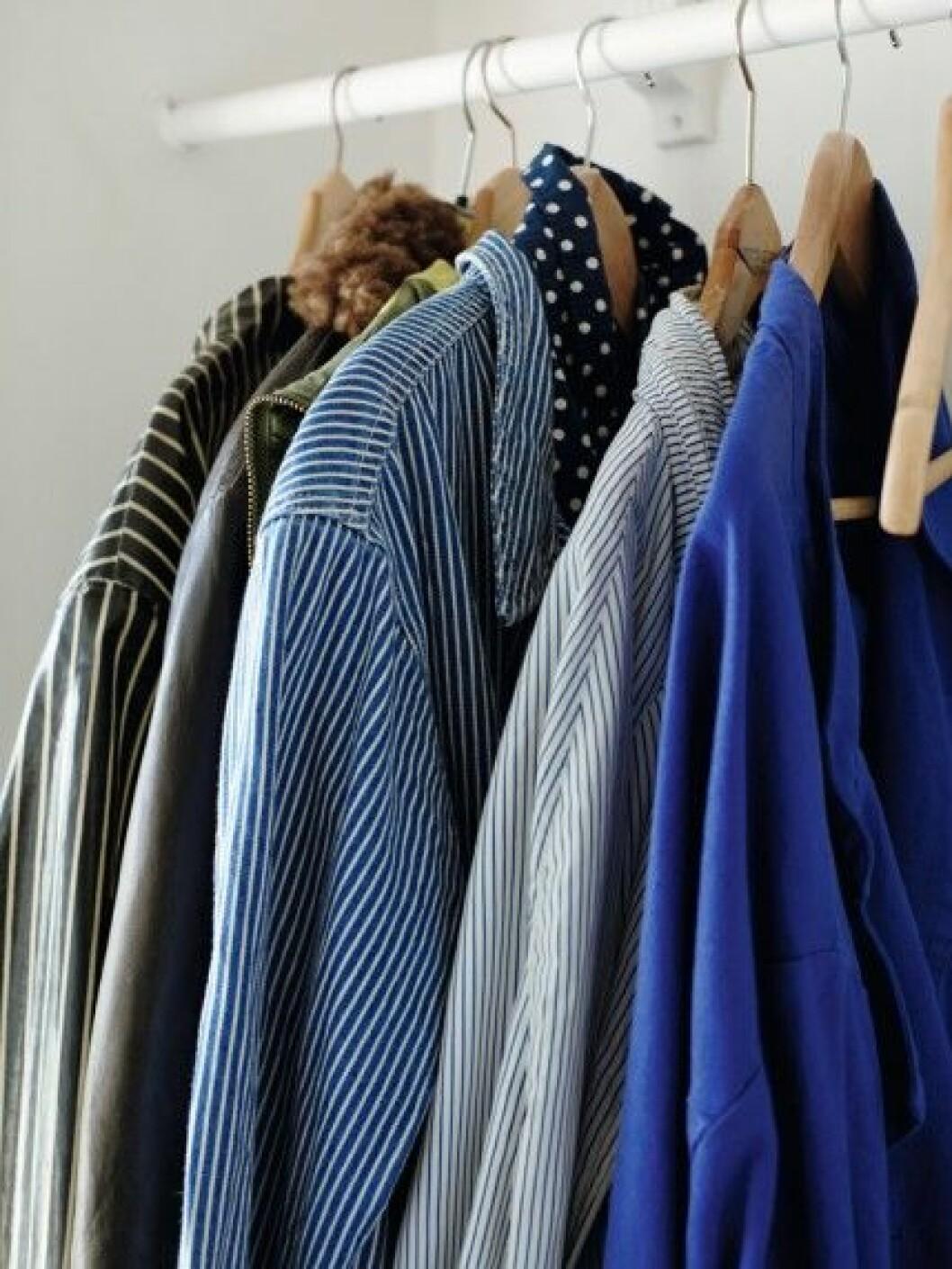 Foto-Pia-Ulin-Cilla-Ramnek-galgar-garderob-skjortor