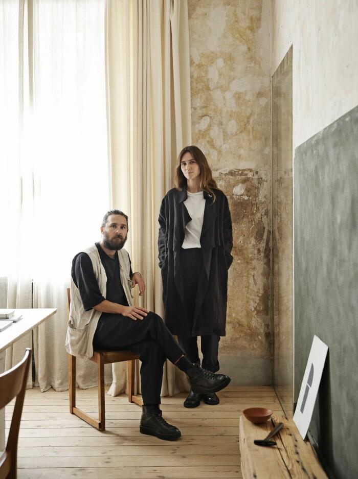 Frama Köpenhamn ELLE Decoration hemma hos Christophersen