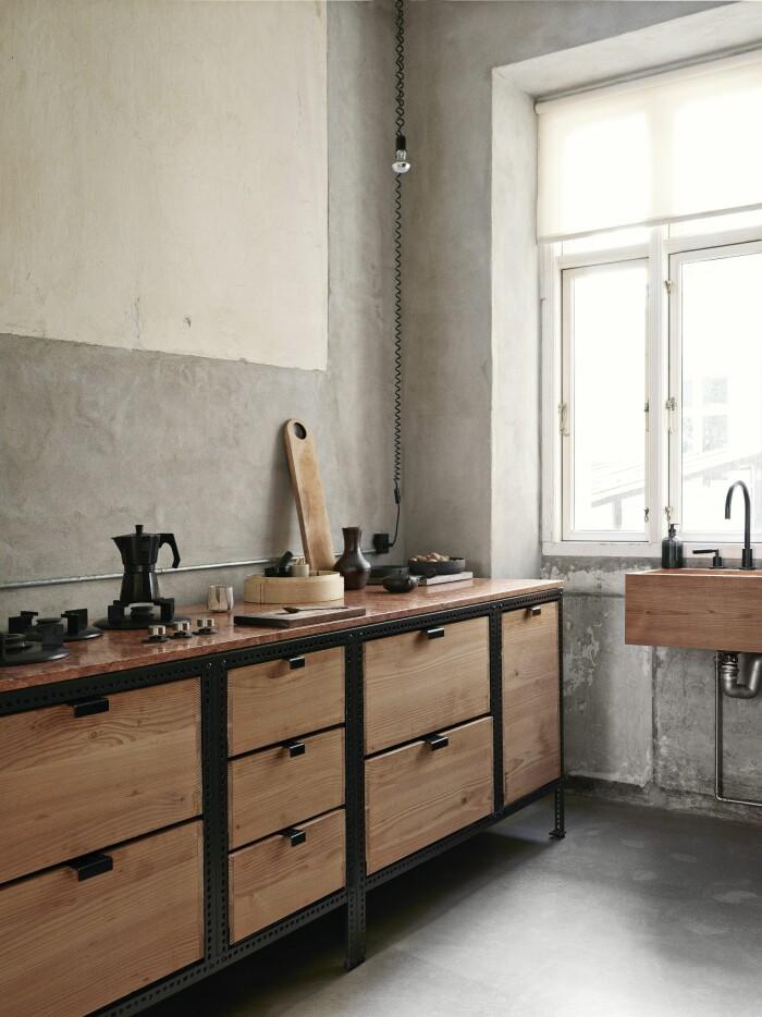 Frama Köpenhamn ELLE Decoration hemma hos Christophersen köket
