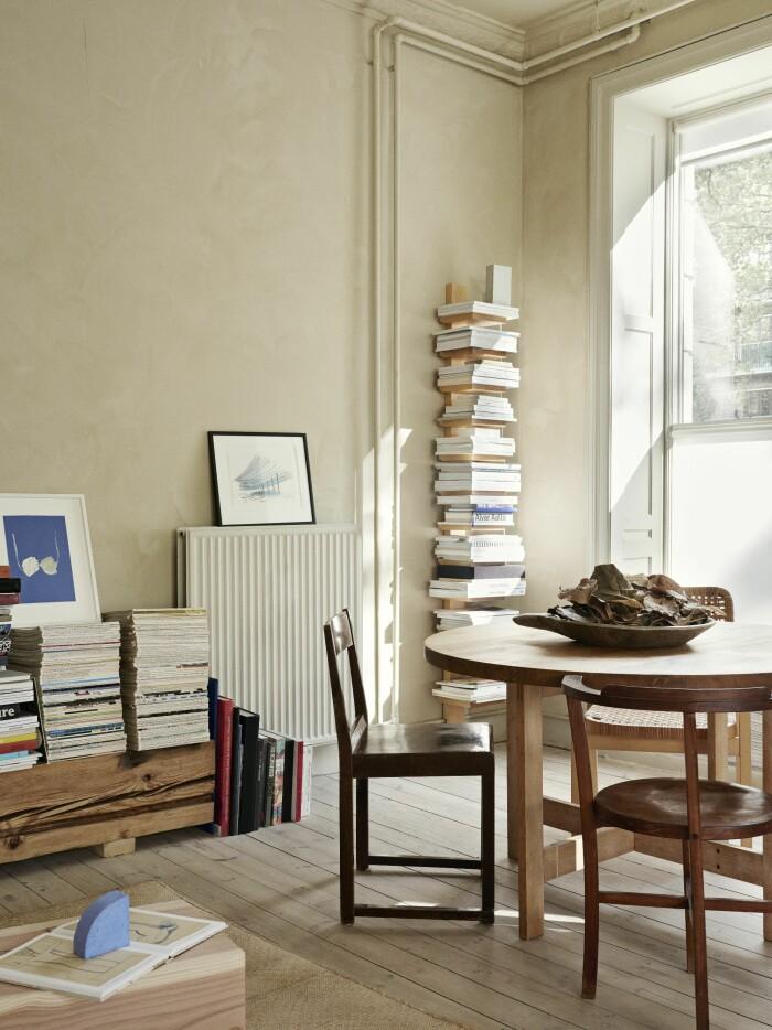 Frama Köpenhamn ELLE Decoration hemma hos Christophersen böcker kontor