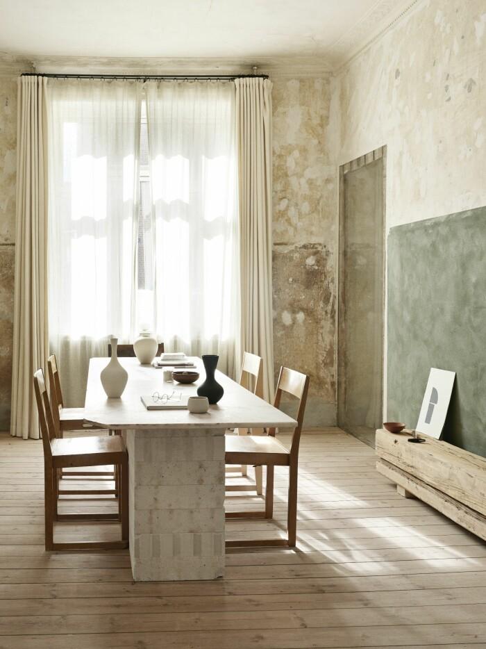 Frama Köpenhamn ELLE Decoration hemma hos Christophersen matsal