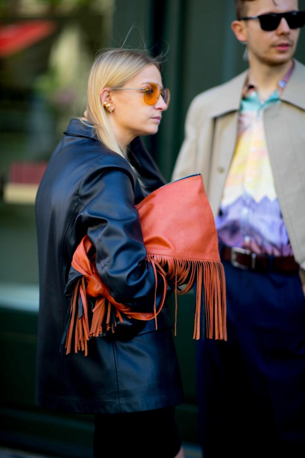 fransar london fashion week.