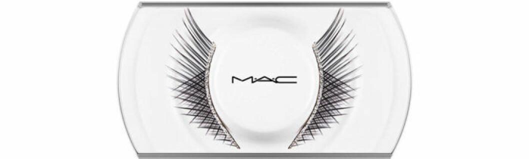 Maxade lösfransar från MAC