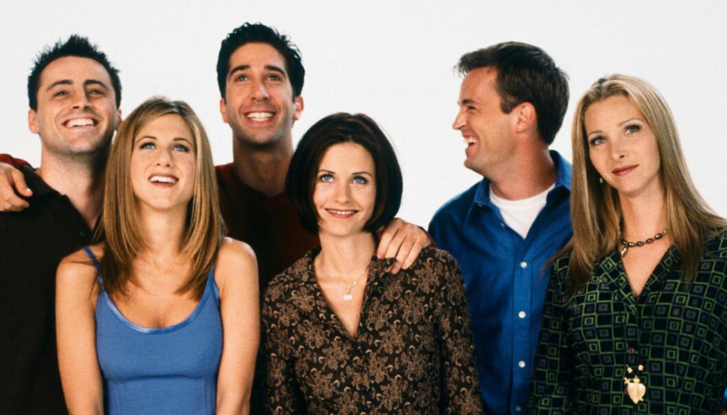 Inför återföreningen – se de oväntade bilderna på casten i Vänner