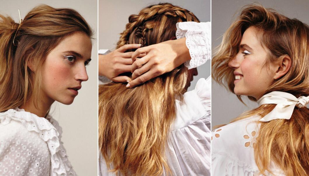 Frisyrtrend 2019: Naturligt hårsvall