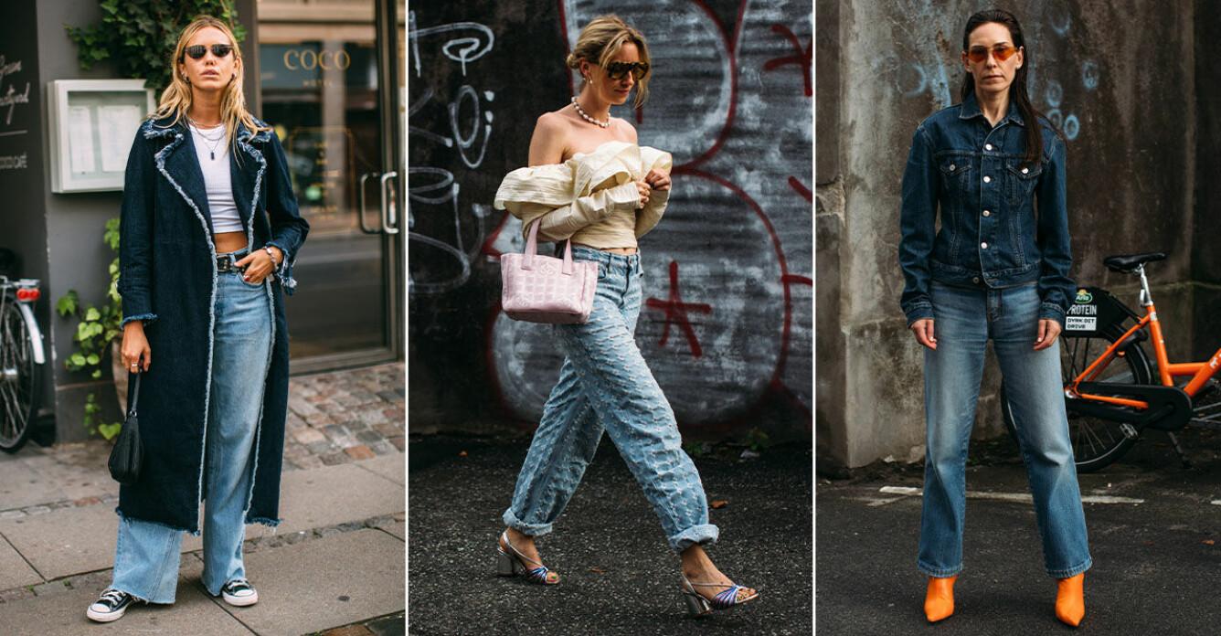 Höstens jeanstrender och säsongens jeans