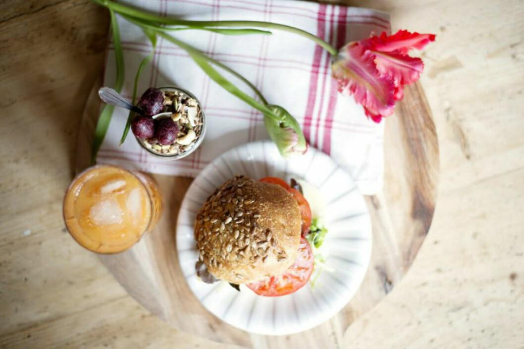 I blogginlägget rekommenderar bageribakt surdegsfralla.