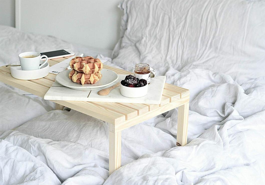diy frukostbricka