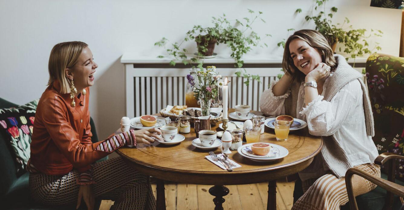 Ny podd på ELLE: Frukostfolket