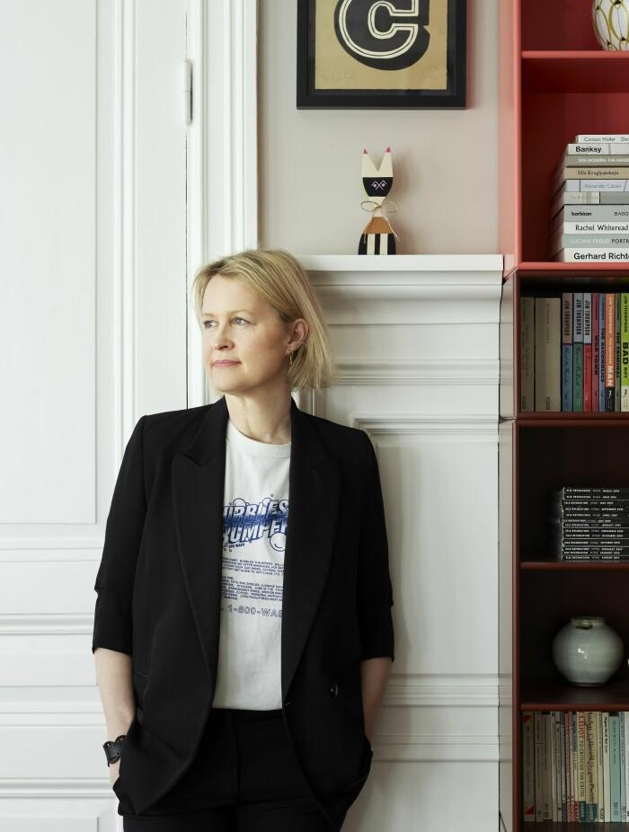 Hemma hos Gabriella Gullberg Stockholm