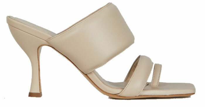 Trendiga sandaletter från GIA x Pernille Teisbaek