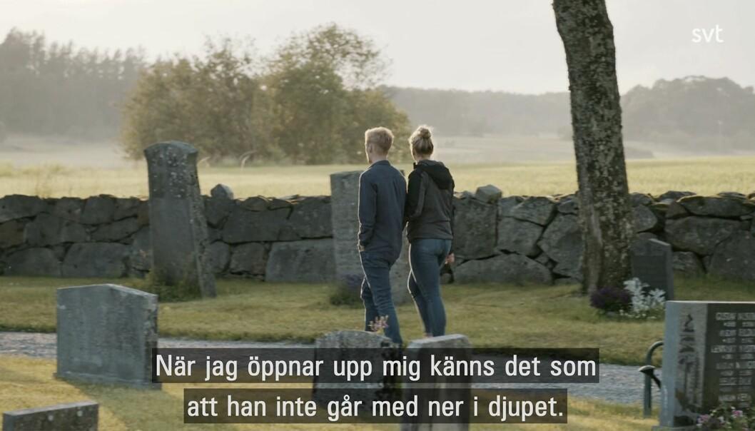Gift vid första ögonkastet Elinor och Lars