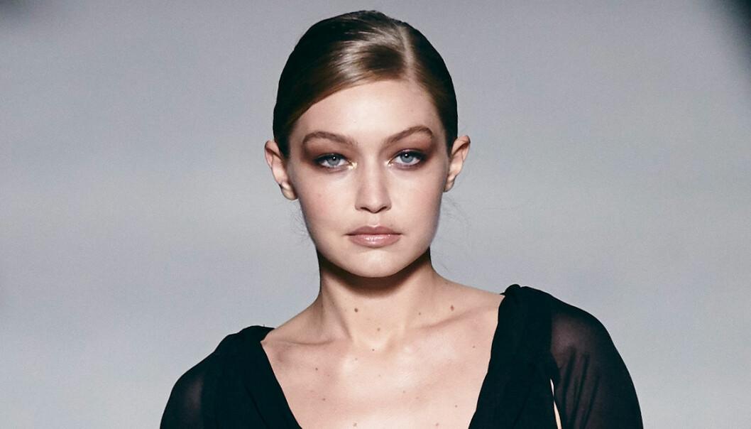 Gigi Hadid är tillbaka på jobbet - modellar igen.