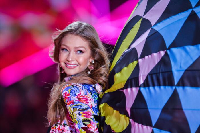Gigi Hadid Victorias secret fashion show 2018
