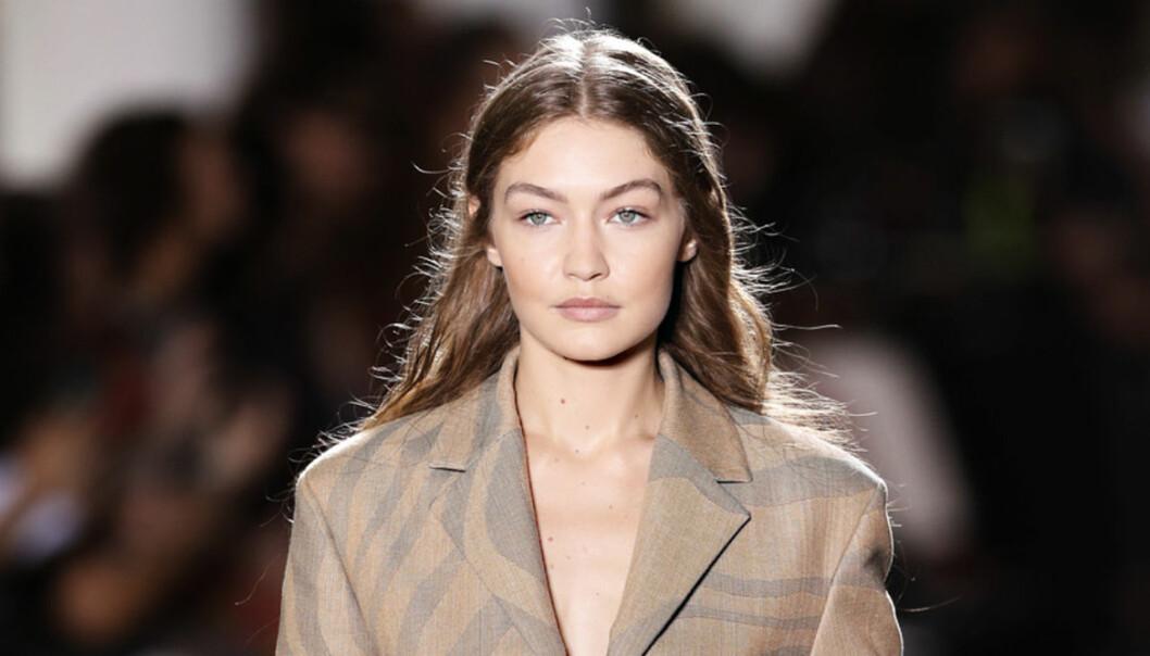 Gigi Hadids nya look får följarna att häpna –